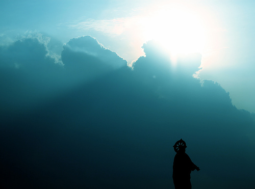 Meditation: Seeing & Not-Seeing