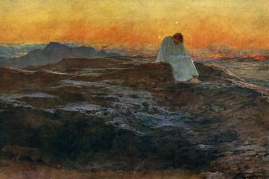 Lenten Devotional – Mon, Mar 1: WHO