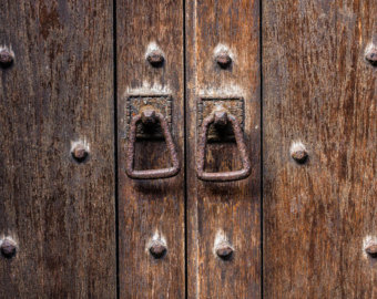 Meditations: Locked rooms, open doors