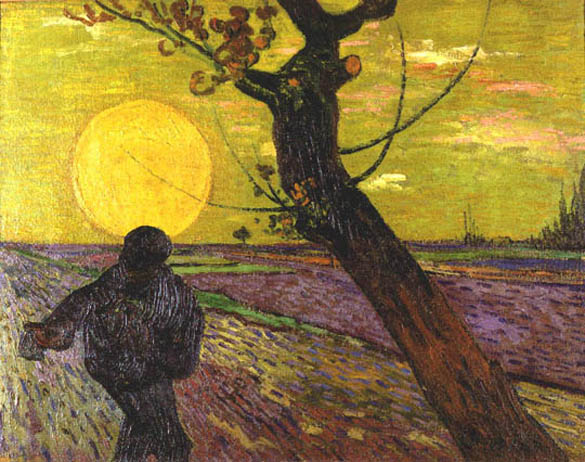 Meditations on themes from the Parable of the Sower & the Seed