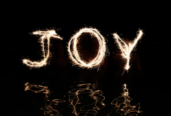 Reflections on the focus of Advent three: Joy