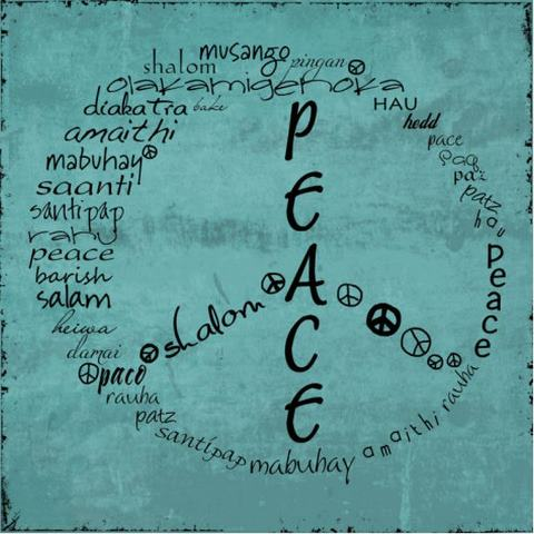 Reflections on second week of Advent theme – Peace: inner, relational, communal, national/political