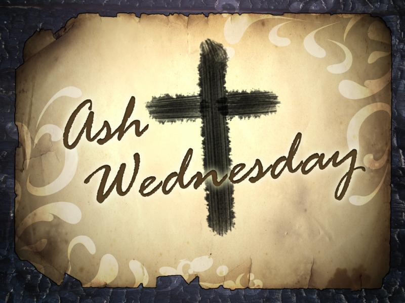 Reflections on ashes and dust: themes from Ash Wednesday & Lent