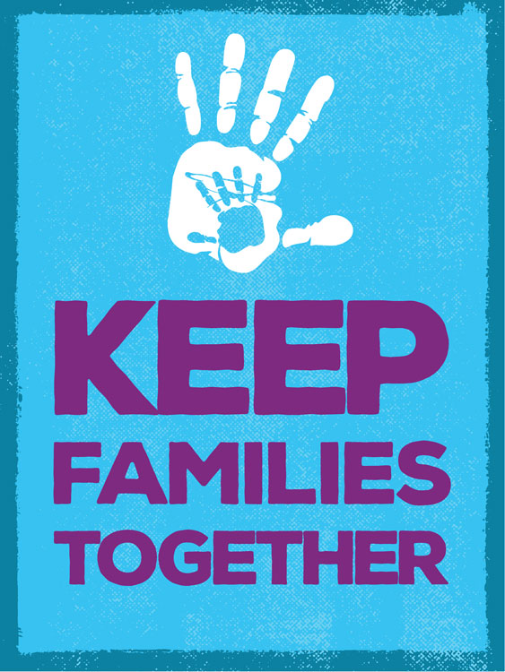 "Missions Message: Sharing National UCC Response – ""Keep Families Together"""