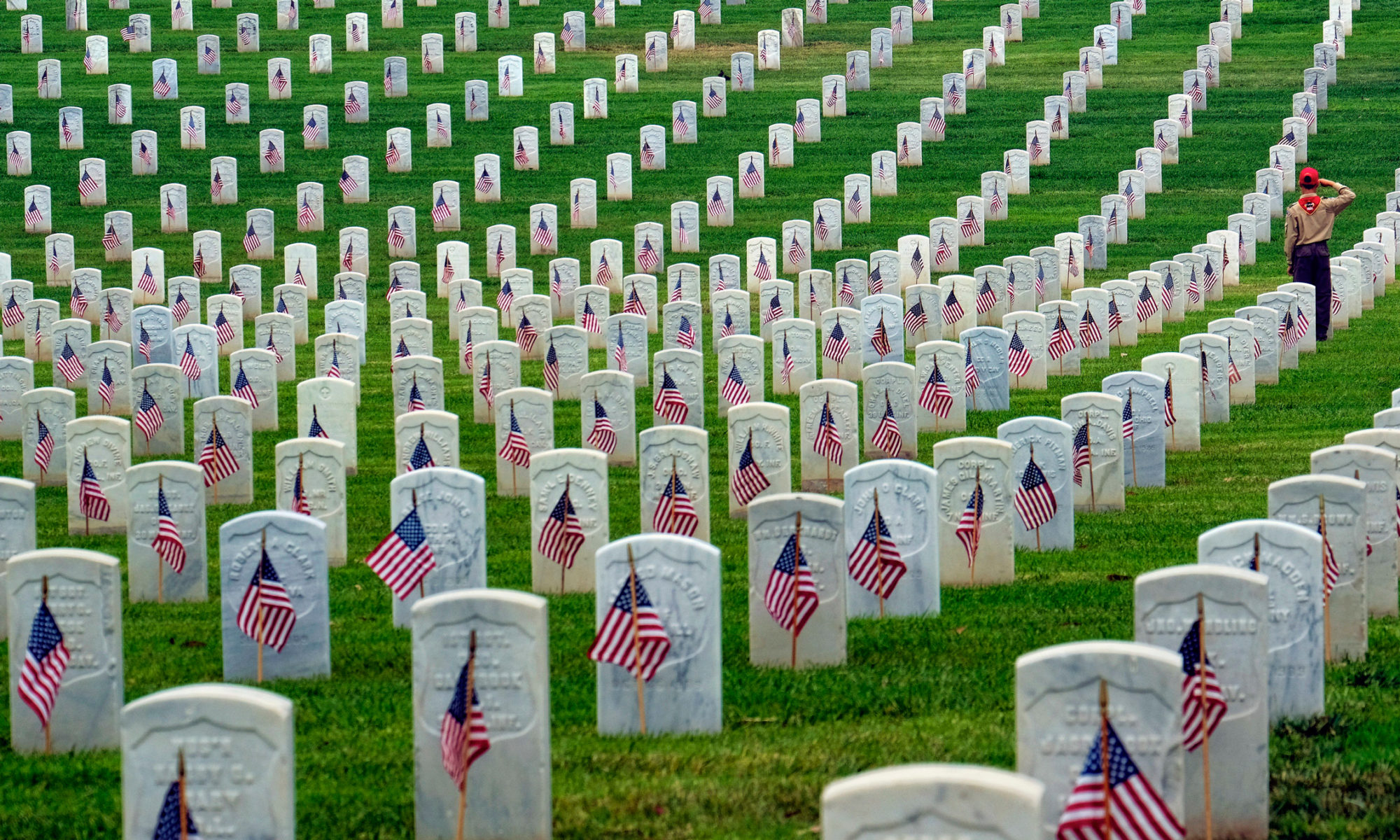 Reflections on Memorial Day: those who serve & sacrifice, those who work for peace