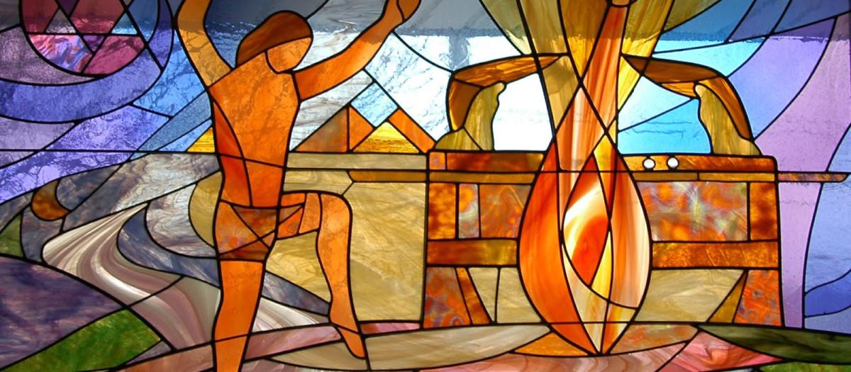 Story: Dancing Before God