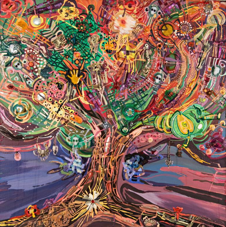Reflections on tree of life as outgrowth of wisdom: themes from Proverbs