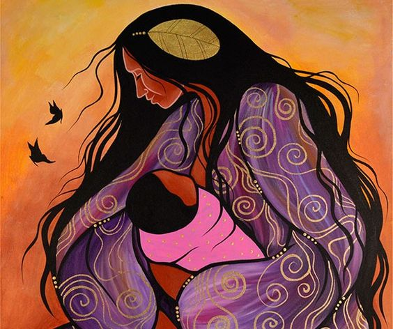 Reflections on matriarchs and mothers