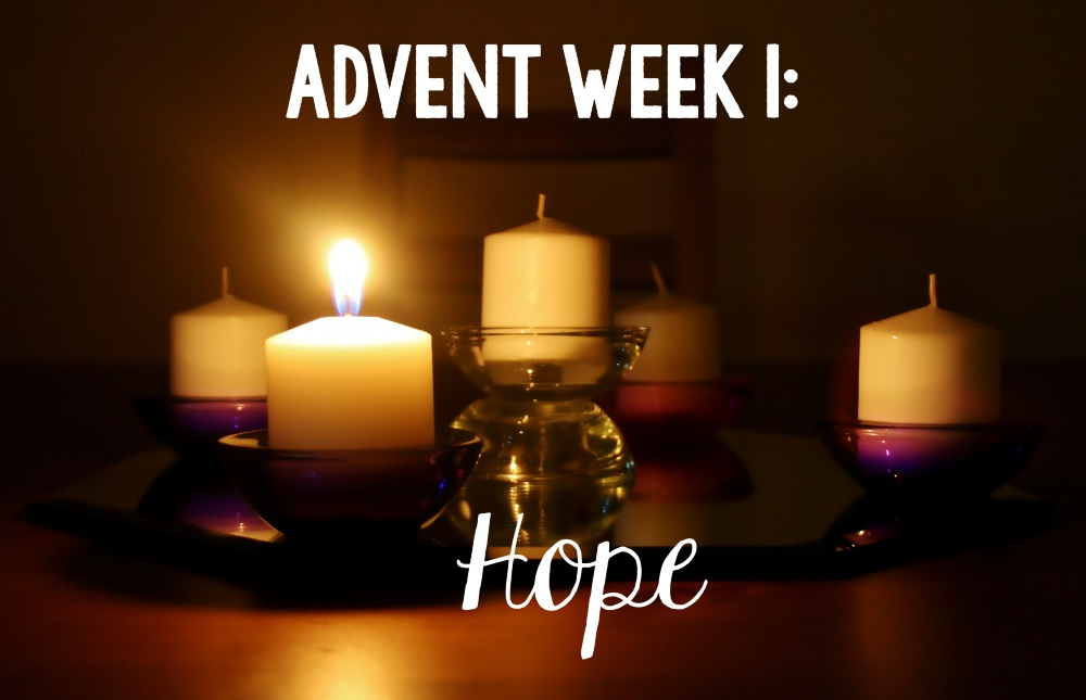 Nov 29 Service: Advent 1 Hope