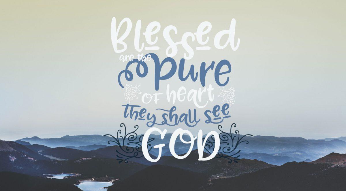 Lenten Devotional – MONDAY, Mar 15: PURE