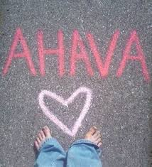 Ahava / Love as reflected in Jewish prayer known as Shema